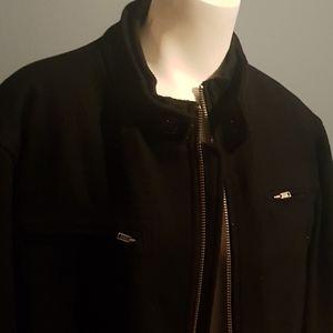 Old Navy Black Wool Jacket